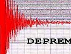 Muğla'da 4 Şiddetinde Deprem