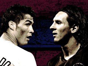 Ronaldo'dan Messi'ye taş!