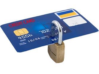 Kredi kartın mı var, derdin var!