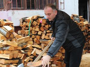 Ordu'da doğalgaz oduncuları vurdu