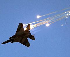 İran ABD uçağına ateş açtı