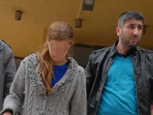 Samsun'da 3 genç kız yakalandı