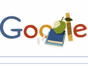 Google'dan öğretmenlere kutlama