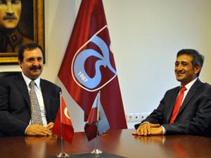 Gümüşhanespor'a Trabzon'dan destek
