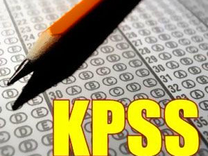 KPSS'de tercih süresi uzatılmayacak