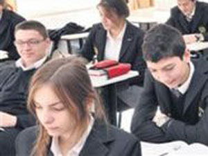 Trabzonlu öğretmenin Urfa başarısı