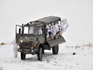 Amanoslar'da PKK'ya yönelik kış temizliği