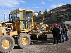 Trabzon Belediyesi iş başında