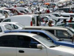 Trabzon'da bir otomobilin aküsü çalındı