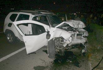 Ordu Ünye'de trafik kazası