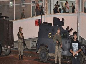 Jandarma karakolunda skandal