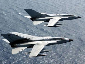 Türk jetleri Kuzey Irak'a yöneldi