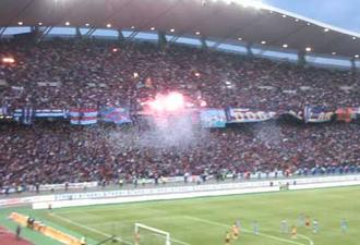 Trabzonspor'un hedefi taraftar rekoru
