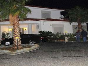 CHP'li başkanın evinde esrarengiz olay