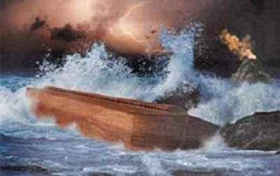 Karadeniz'de Nuh Tufanı...