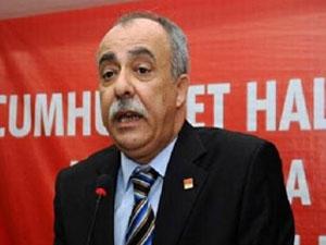 CHP İlçe Başkanı teslim oldu