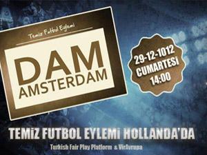 Trabzonspor taraftarı Amsterdam'da!