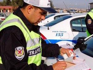 Trabzon'da hatalı sürücülere ceza !