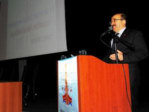 Trabzon Kent Konseyi toplandı