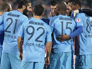 Trabzon Almanları yıkamadı