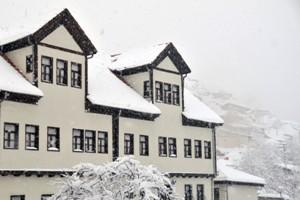 Gümüşhane'de kar tatili uzatıldı