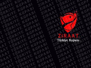 Türkiye Kupası'nda program belli oldu!