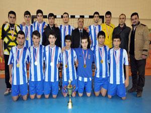 Tek hedef Türkiye şampiyonu olmak