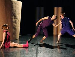 Trabzon'da uluslararası tiyatro festivali