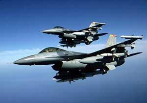 F-16 uçakları kamplarda 25 hedefi vurdu