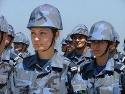 TSK'da kaç kadın subay var ?