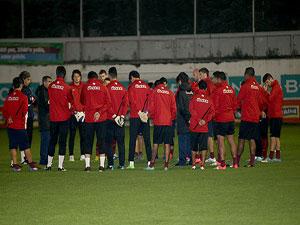 Trabzonspor ikinci yarıya iyi başladı