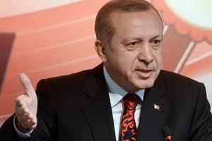 Erdoğan, AK Parti'nin Oy Oranını Açıkladı