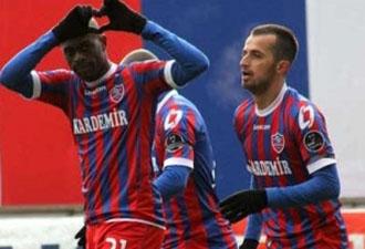 Rakip Karabük Trabzon'a geliyor
