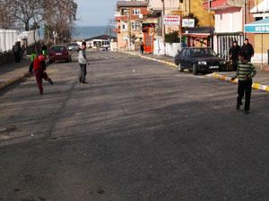 Trabzon esnafı mağdur durumda
