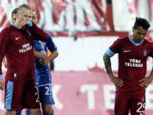 Trabzonspor'un en kötü sezonu