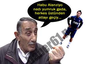 Taraftardan güldüren Trabzonspor yorumu!