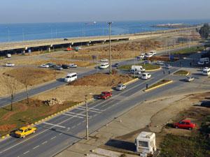 Ayasofya'da kentsel dönüşüm sürüyor
