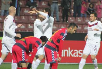 Trabzonspor Ligde yok  kupada fırtına