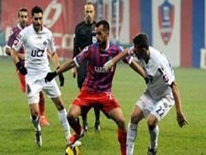 Kasımpaşa 3 golle 3 köşe oldu