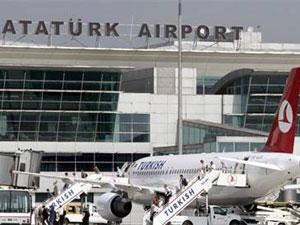 SAS uçağı Havalimanına acil iniş yaptı