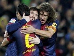 Messi Osasuna'ya acımadı!