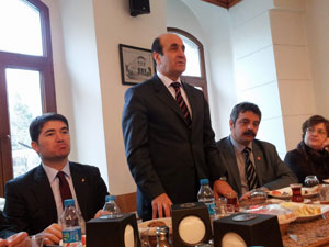 Trabzon'da CHP kahvaltıda buluştu