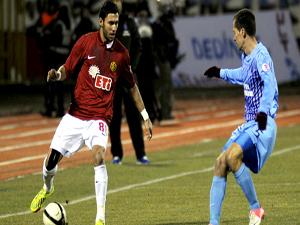 Trabzon Kafkasla şanssız başladı