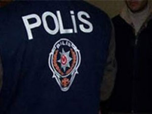 Trabzonlu polisin kalbi dayanamadı