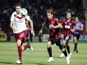 Trabzonspor Gaziantepspor 54.randevu