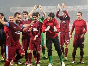 Trabzonspor'da herkes golcü