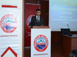 Karadeniz'de girişimcilik Zirvesi