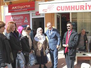 CHP'den Giresun'da türban açılımı