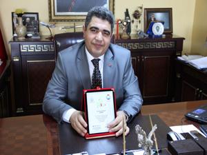 Ankara'daki Rize Tanıtım Günleri'nde ödül