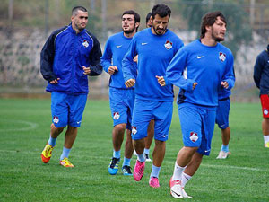 1461 Trabzon kampa girdi
